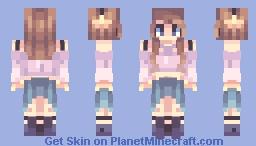13th month's dance / Minecraft Skin