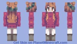 potato / persona Minecraft Skin