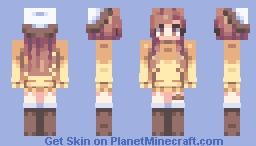 helicopter potato Minecraft Skin