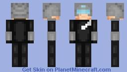 The Maker Minecraft Skin