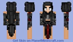 Alison Skion Minecraft