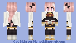 Astolfo (アストルフォ) Minecraft Skin