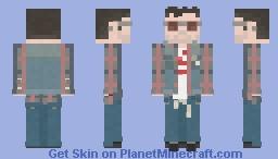 Cassidy | Preacher | See Minecraft Skin