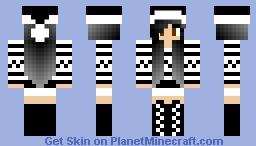 ♥♥ Christmas Goth ♥♥ Minecraft Skin