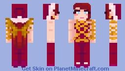 ~* It's Christmas magic! (Contest!) (𝕤𝕙𝕥𝕖𝕝𝕝𝕒) *~ Minecraft Skin