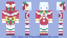 *ºღ CU ღº* Little Fairy of Christmas - (Original Creation) Minecraft Skin