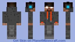 CoolBrine Minecraft Skin