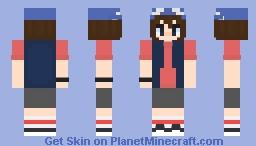 Dipper Pines The Dork Minecraft Skin