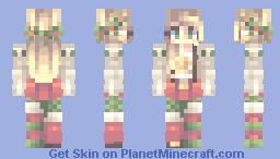 [RAFFLE RESULTS] Holly - ⌊∠εΔ⌉ Minecraft Skin