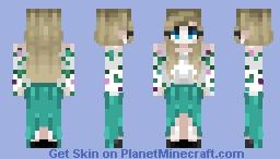 Hollyn ♥ Minecraft Skin