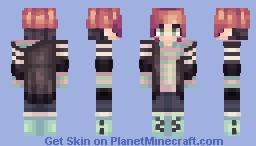 Bleh Minecraft Skin