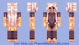 Practice/Tell Me You Love Me Minecraft Skin