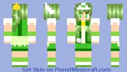 Glitter Spring Minecraft Skin