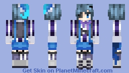 ✰ᙏìɗ✰ Smile ヅ Minecraft Skin