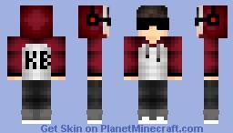 Kingbispo Minecraft Skin