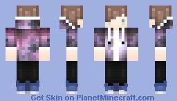 minenikia's Skin Minecraft