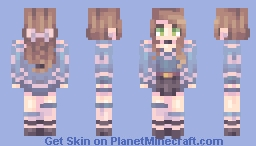 Missing 2016 (NOT) - Oblivion Fanskin Minecraft Skin