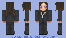 Black Sabbath Sunday Minecraft Skin