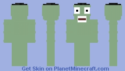 I Like to SCREEEEEEAM!!! Minecraft Skin
