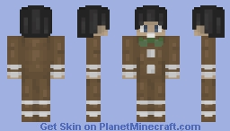 04: The impossible dream! Minecraft Skin