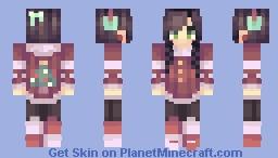 Someone's halls are gonna get DECKED! // Contest Entry Minecraft Skin