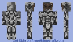 Best Mgsv Minecraft Skins - Planet Minecraft