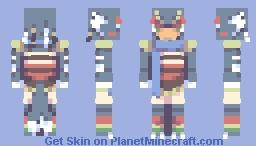 ~ゼルダの伝説 ブレス オブ ザ ワイルド |レヴァリ | Breath of the Wild | Revali~ Minecraft Skin