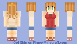 T̵h̵i̸s̶ ̴W̴a̶s̸ ̵N̴o̸t̸ ̵T̴h̵a̸t̸ ̵G̴o̶o̴d̸ Minecraft Skin