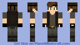 Adventure or Soldier Minecraft Skin