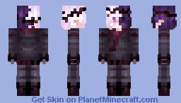 N𝔬𝔩𝔞𝔫 (𝔥𝔲𝔪𝔞𝔫 𝔣𝔬𝔯𝔪) Minecraft Skin