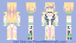 ~ ♥ Skin Request ♥ | Higashi_Setsuna ~ Minecraft Skin