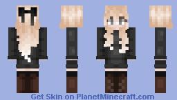 нσиєу ~Request~ ⁻ᴰᵃᵉⁿᵉʳʸˢ Minecraft Skin