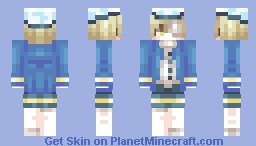 ♥мαηgℓє∂♥ Oliver - Vocaloid Series #5 -Also new persona Minecraft Skin