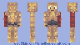 ►beep boop◄{Poppy-Reel} Minecraft Skin