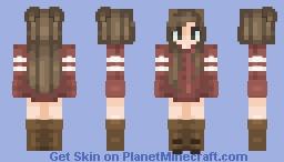 Festivity (Self shading ) Minecraft Skin