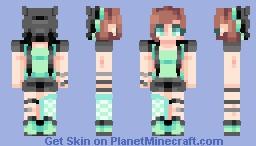 ☆ βενεℜℓγ ☆  Vεℵσm ☾ Minecraft Skin