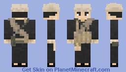 Viet Cong ( Vietnam War ) Minecraft Skin