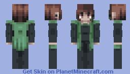 ♥мαηgℓє∂♥ Dr. Finn - The Orville Minecraft Skin