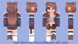 Chaos & Calamity Minecraft Skin