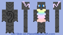 storm dragon Minecraft Skin