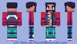 Supreme SS 17 27/28 Minecraft Skin