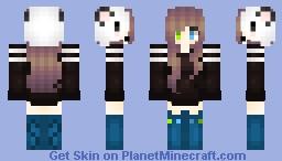 Kawaiiii    Premium STAR Minecraft Skin