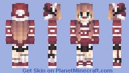 happy new years Minecraft Skin