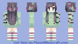 mistaken Minecraft Skin