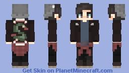 Jughead Jones   Riverdale Minecraft