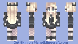 Alice - ⌊∠εΔ⌉ | Request Minecraft Skin