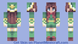 what goes oh oh oh? Minecraft Skin