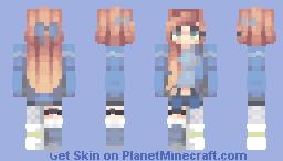 ⋅ςαζ⋅ Breathing for Air - Reshade Entry Minecraft Skin