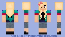 Aurora4Lyfe's Skin Minecraft Skin
