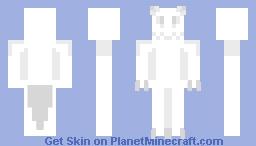 Monster Tom-like character base Minecraft Skin